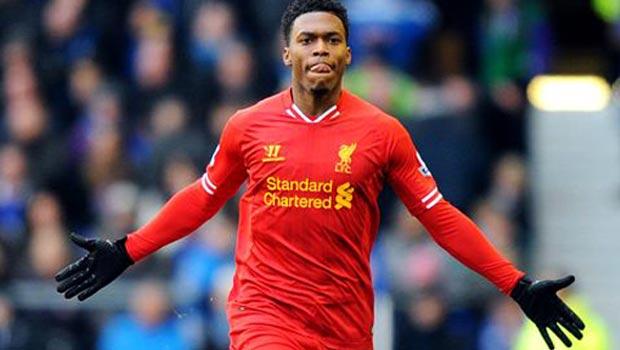 Daniel Sturridge Liverpool Striker