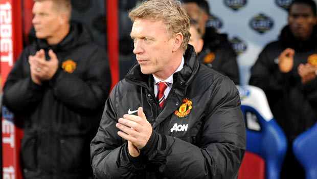 David Moyes Manchester United boss