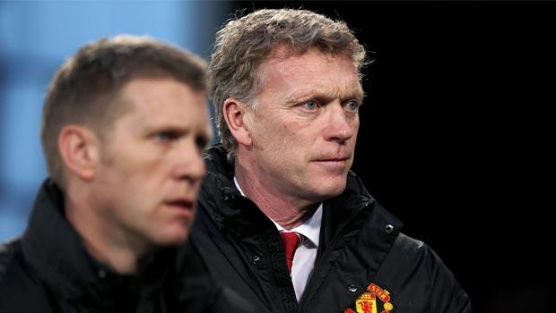 David Moyes Manchester United manager