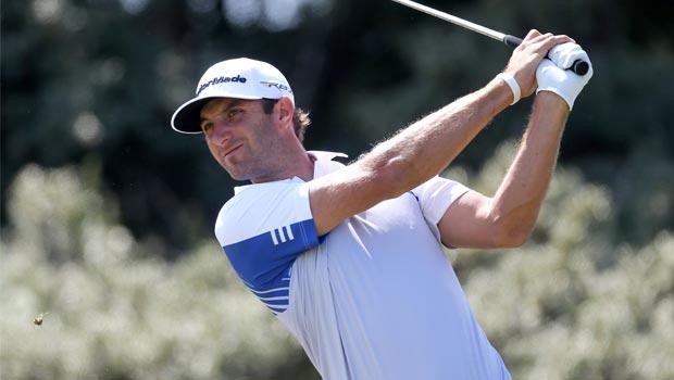 Dustin Johnson Golf WGC-Cadillac Championship