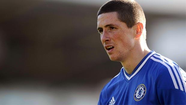 Fernando Torres Chelsea player