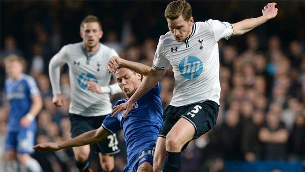 Jan Vertonghen Tottenham Hotspurs