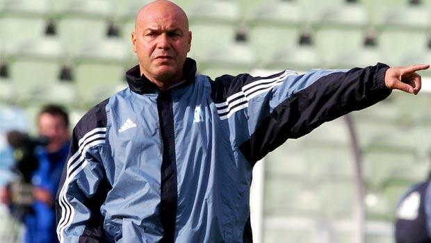Jose Anigo Marseilles coach