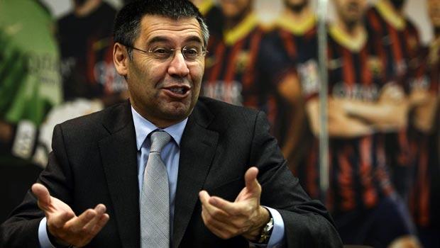 Josep Bartomeu barcelona president