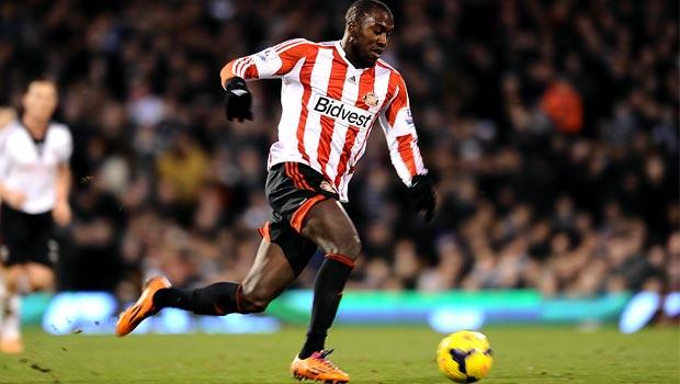 Jozy Altidore Sunderland striker