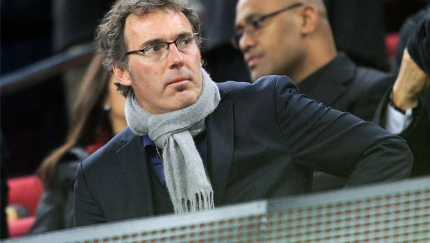 Laurent Blanc Paris Saint-Germain boss