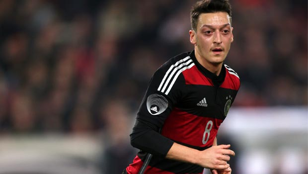 Mesut Ozil Germany world cup