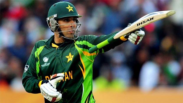 Misbah-ul-Haq Pakistan captain