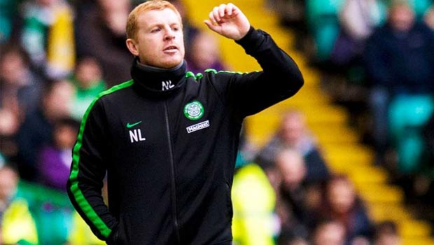 Neil Lennon Celtic