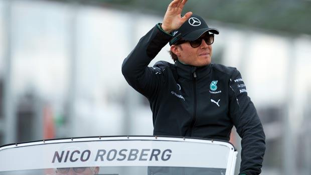 Nico Rosberg Mercedes Malaysian Grand Prix