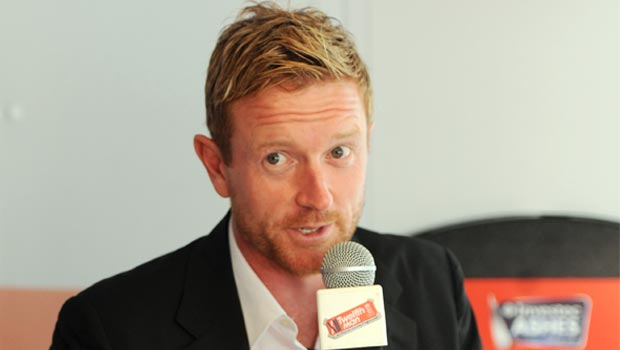 Paul Collingwood England coach