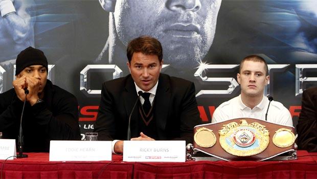 Ricky Burns boxer