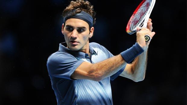 Roger Federer BNP Paribas Open