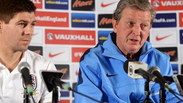 Roy Hodgson England manager world cup