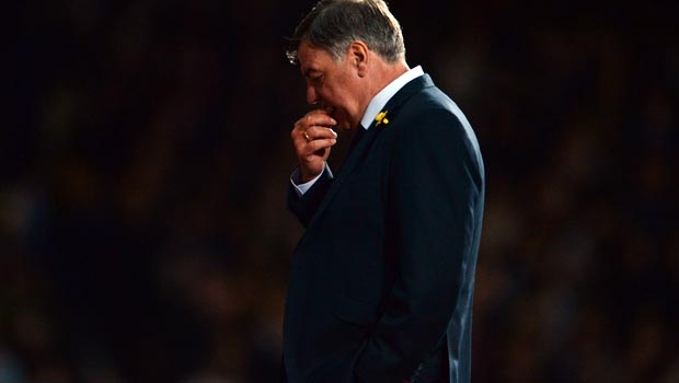 Sam Allardyce West Ham