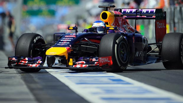 Sebastian Vettel Malaysian Grand Prix red bull