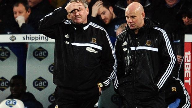 Steve Bruce Hull City manager