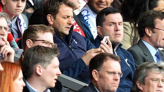 Tim Sherwood Tottenham Hotspur manager