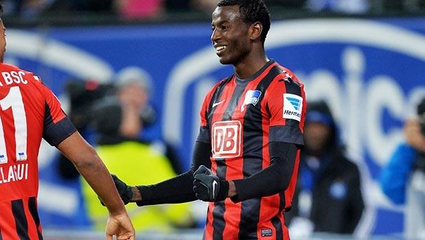 Adrian Ramos sign a deal to Borussia Dortmund