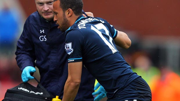Andros Townsend World Cup 2014 hopes in jeopardy