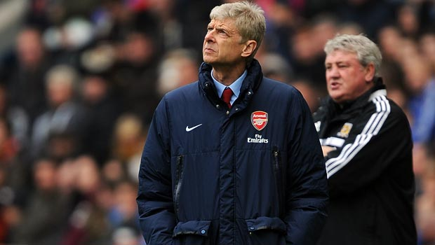 Arsene Wenger Arsenal Manager on Newcastle Premier League