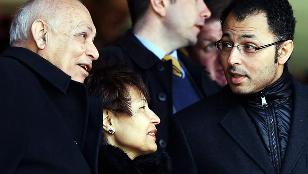 Assem and Ehab Allam Hull City Owners