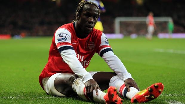 Bacary Sagna Arsenal Footballer