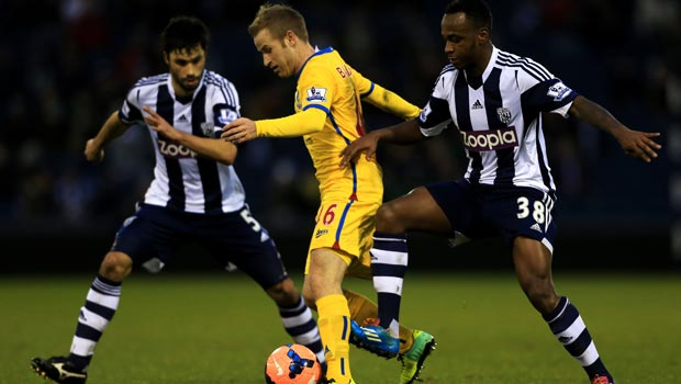 Barry Bannan Crystal Palace midfielder