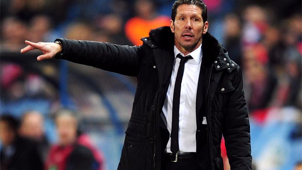 Diego Simeone Atletico Madrid Manager