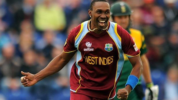 Dwayne Bravo West Indies World Twenty20
