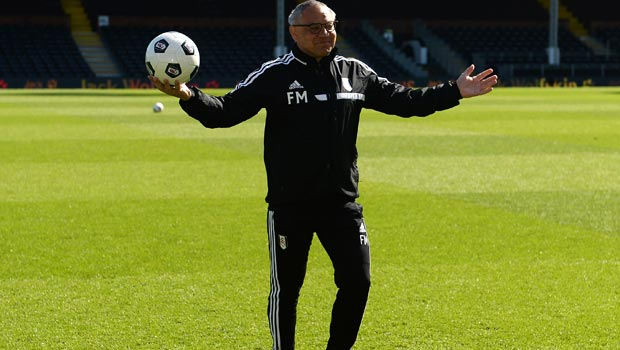 Felix Magath Fulham manager Premier League