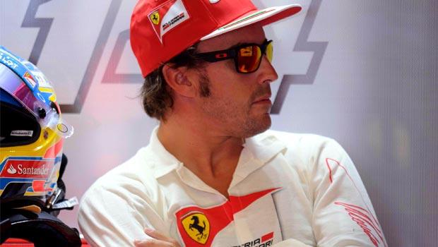 Fernando Alonso Ferrari chinese gp 2014