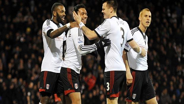 Fulham vs Norwich City Premiere League