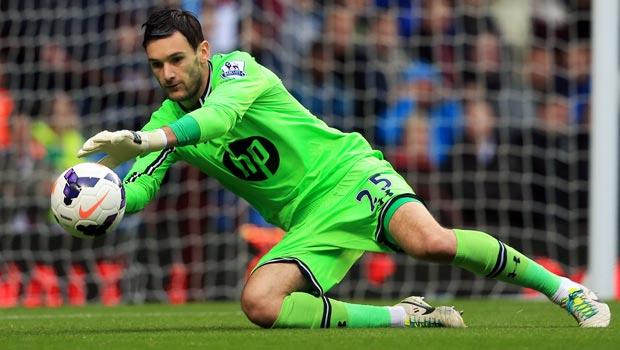 Hugo Lloris Tottenham Hotspur goalkeeper