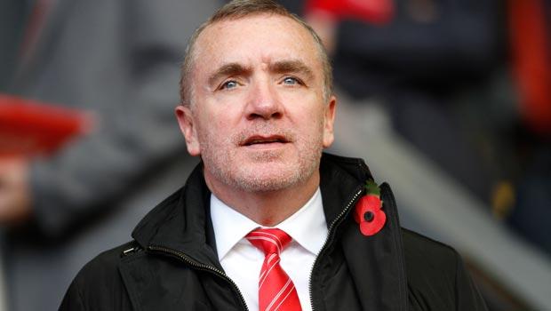 Ian Ayre Liverpool managing director