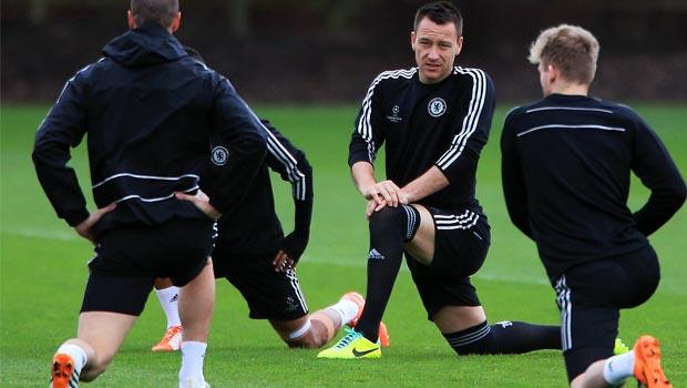 John Terry Chelsea captain