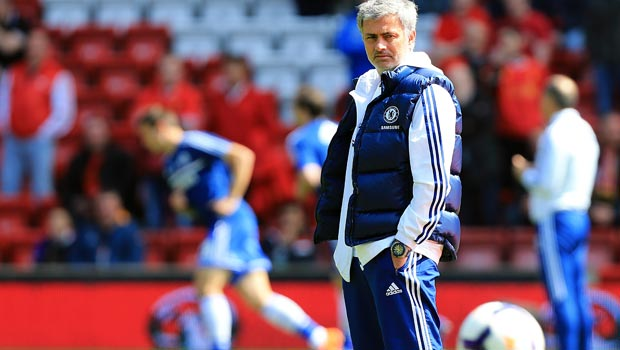 Jose Mourinho Chelsea manager wins over Liverpool Premier League