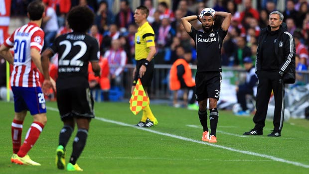 Jose Mourinho Chelsea v Atletico Madrid