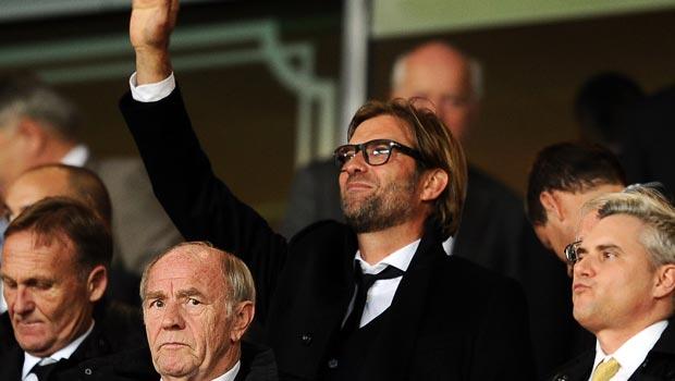 Jurgen Klopp Borussia Dortmund Coach
