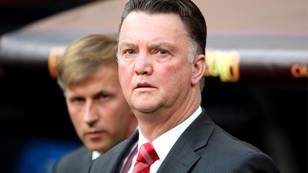 Louis Van Gaal deal with man united