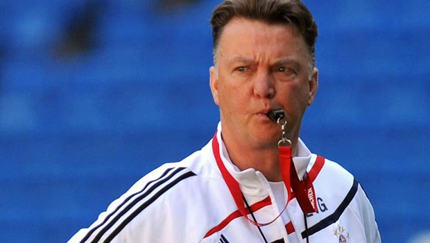 Louis van Gaal Manchester United Manager Contenders