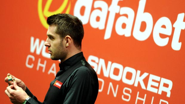 Mark Selby Dafabet World Championship semi-finals 2014