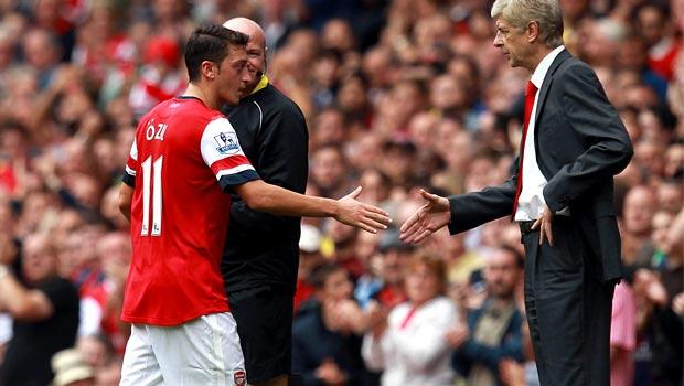 Mesut Ozil Arsenal record signing