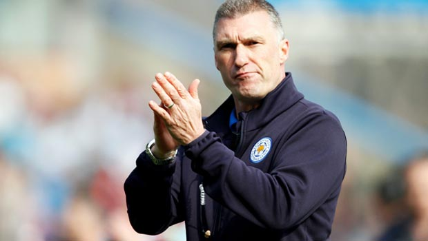 Nigel Pearson Leicester city