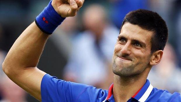 Novak Djokovic Madrid Masters Tennis ATP