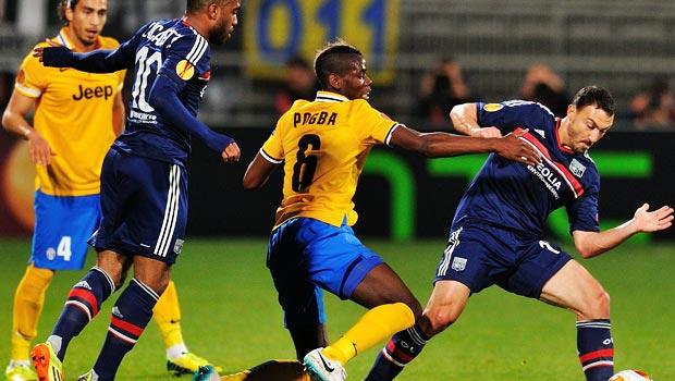 Olympique Lyonnais v Juventus Europa League