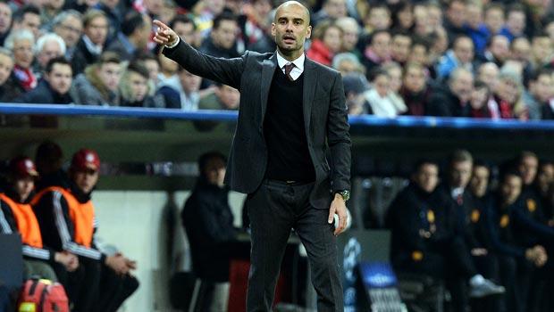 Pep Guardiola Bayern Munich Boss