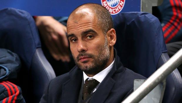 Pep Guardiola Bayern Munich manager