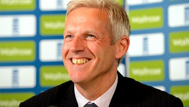 Peter Moores England Cricket coach