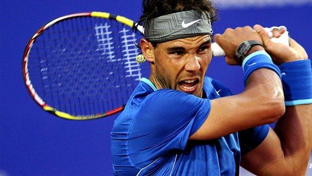 Rafael Nadal Barcelona Open Tennis